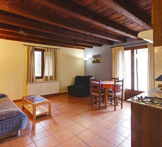 Molí nou - Apartamentos para grupos en la provincia de Teruel